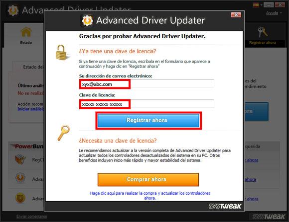Скачать бесплатно advanced driver updater ключ Дисмей подняла одно